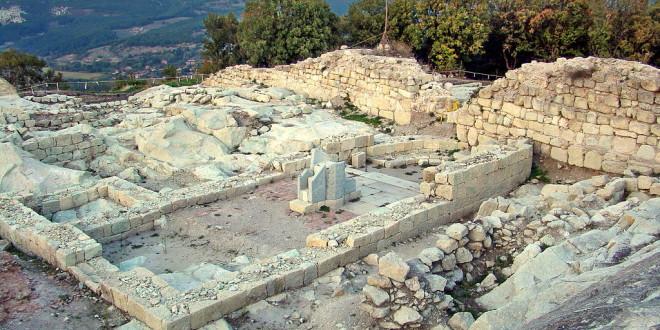 Перперикон – свещен древно-тракийски град