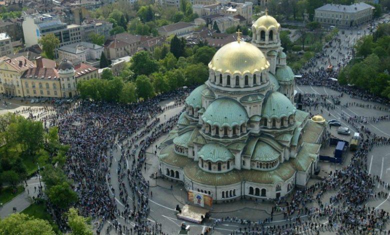 Църквата Свети Александър Невски