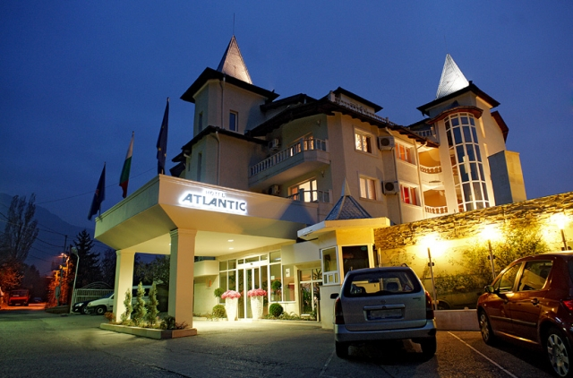 Хотелски комплекс Атлантик - София