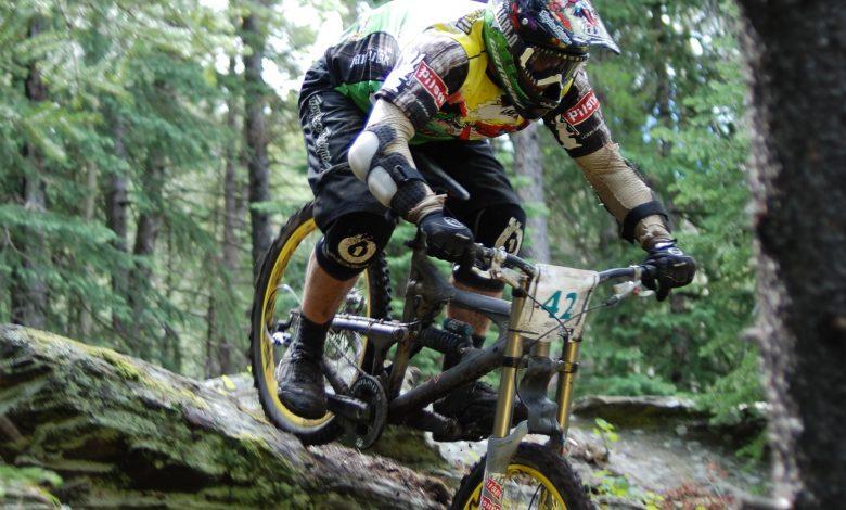 Планински колоездач