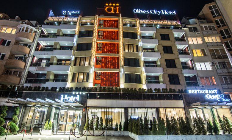 Olives бизнес хотел в София