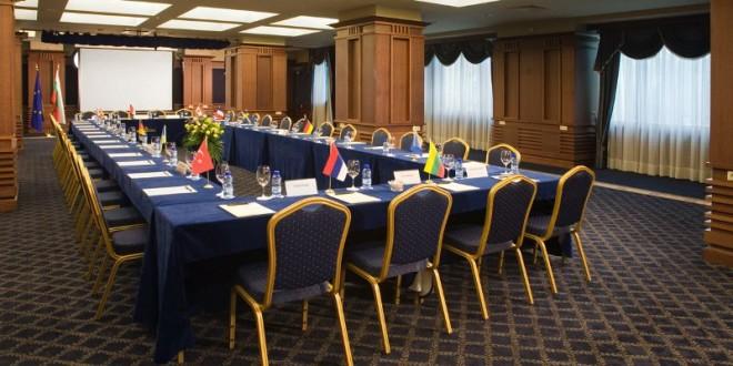 конферентна зала в хотел в София